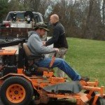 mower training 3