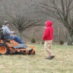 lawn mowing training
