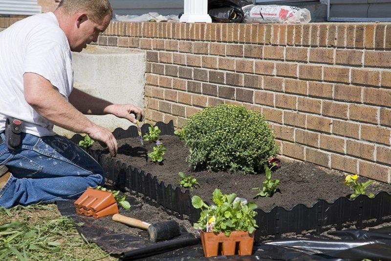 Garden and Yardwork all Year Spartan Lawn Care