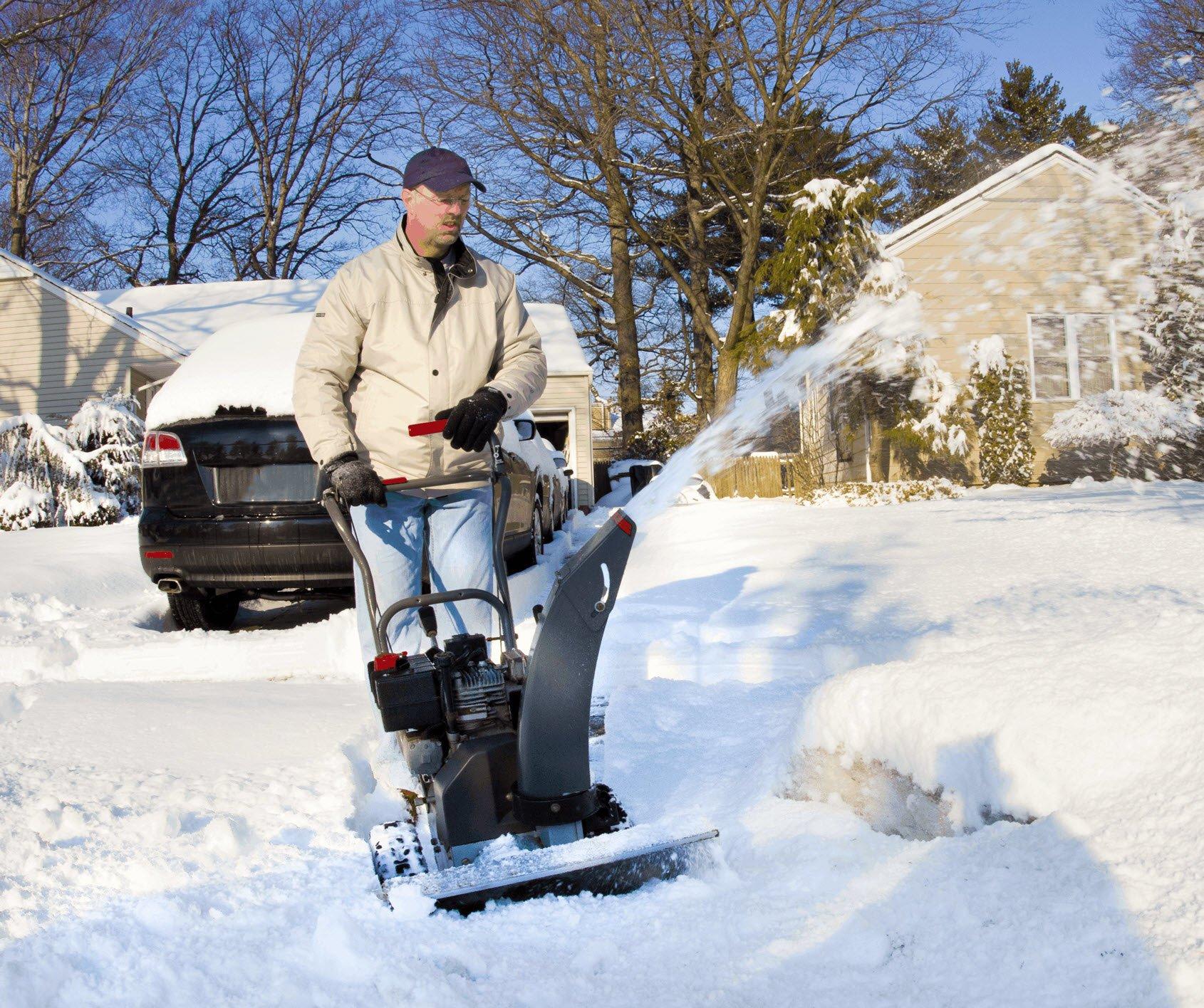 Residential Snow Removal in Lansing, Holt, Haslett, Okemos