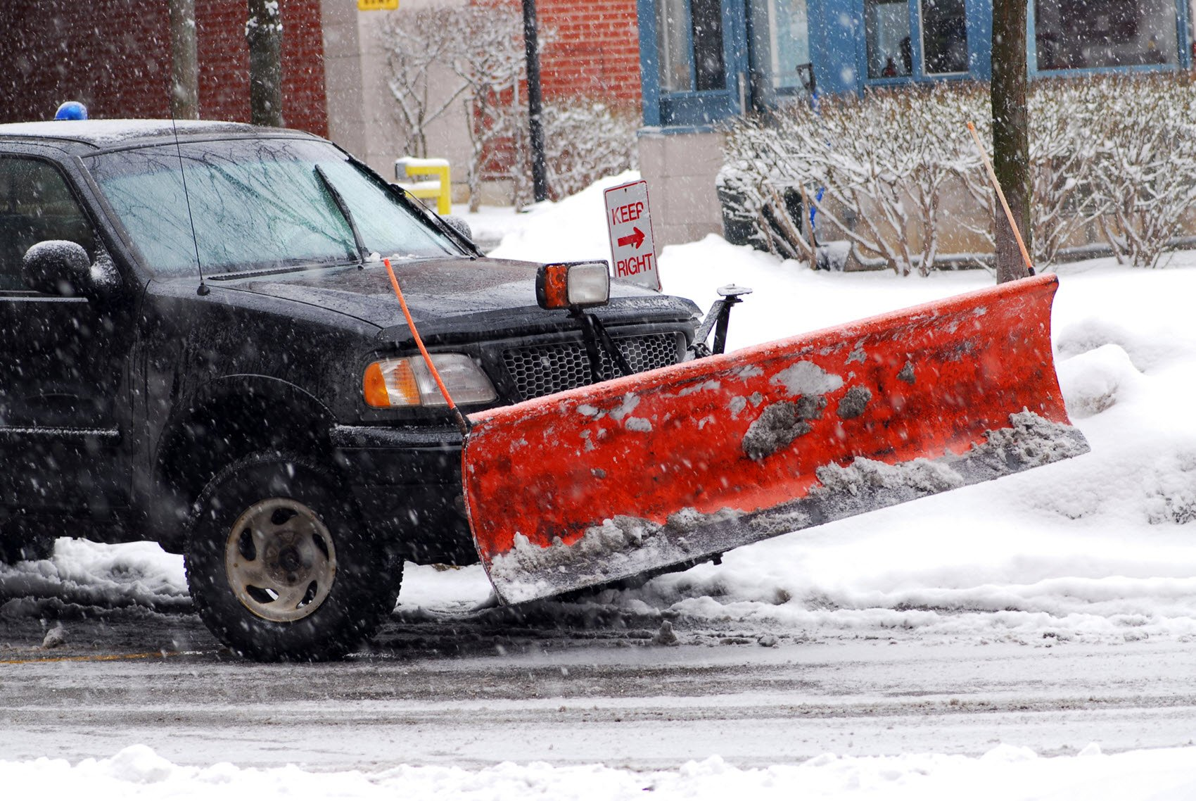 Lansing Snow Removal
